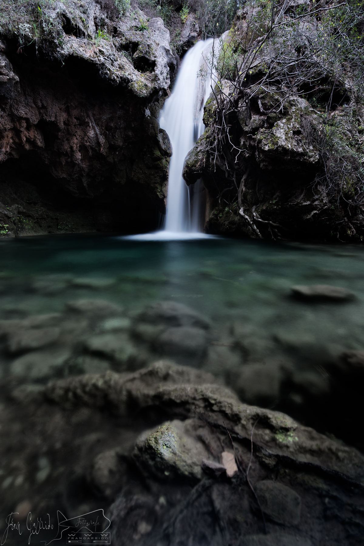 Cascada de Puente Palo