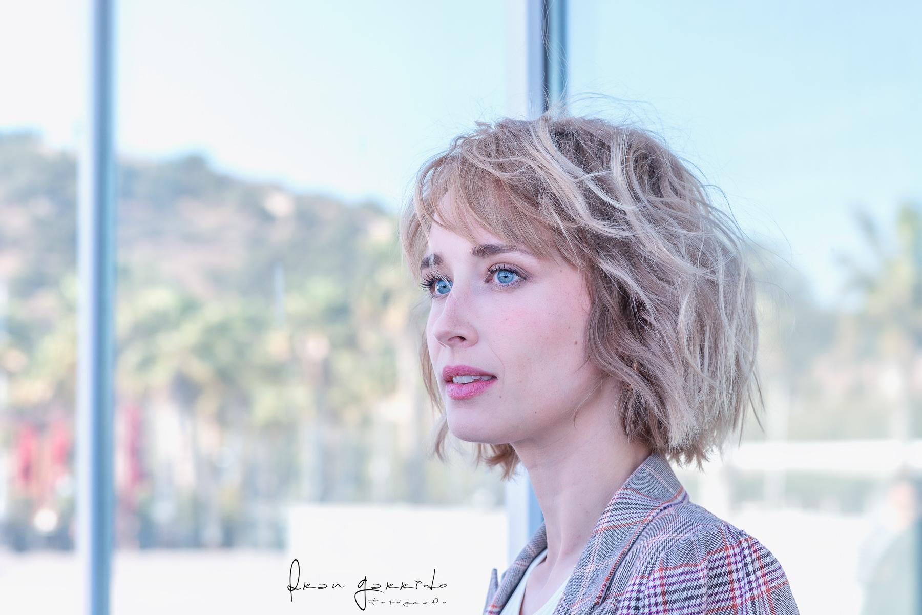 Ingrid García- Jonsson (Actriz)