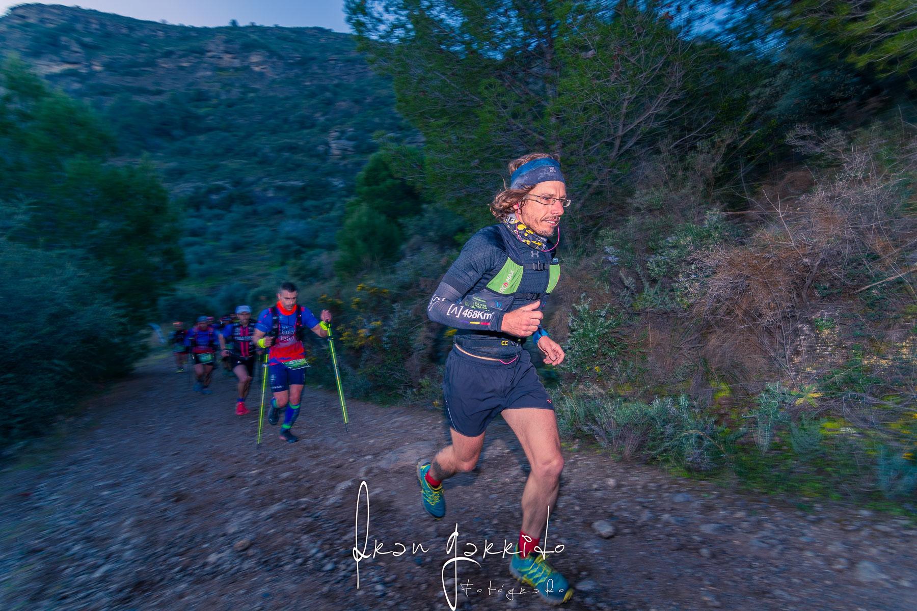 Trail Alora - Sierra Aguas - Monte Hacho - 2019